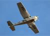 Cessna 172M SkyHawk, PT-JVR, sobrevoando São Carlos (SP). (27/07/2018)