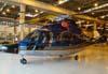 Eurocopter/Helibras EC-155B1 Dauphin, PP-ALS, aguardando a entrega na Helibras, em Itajubá (MG). (19/03/2010)