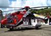 Eurocopter EC-225 LP, PR-PLL, da Aeróleo Táxi Aéreo, pousado na Helibras, em Itajubá (MG). (19/03/2010)