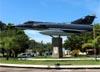 Dassault Mirage III EBR (F-103E), FAB 4929, da FAB (Força Aérea Brasileira), exposto em Araras (SP). (29/03/2014)