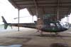 H-50 Esquilo, FAB 8768, da Academia da Força Aérea.