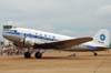 Douglas C-47B Skytrain, DC-3, PP-VBN, ex-Aeroclube do Rio Grande do Sul, Votec, FAB e USAF. Foto: Luiz Renato Blumlein Vieira