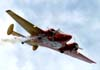 Beechcraft E-18S, PT-DHI, aeronave número 4 da Esquadrilha Oi.