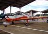 Embraer EMB-312 T-27 Tucano, prefixo FAB 1416, da AFA (Academia da Força Aérea).