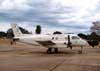 Embraer EMB-111 Bandeirulha(Bandeirante de patrulha), P-95A, FAB 7050, do 4º/7º GAv, Esquadrão Cardeal, da Força Aérea Brasileira, baseado na Base Aérea de Santa Cruz, Rio de Janeiro.