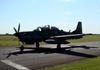 Embraer EMB-314 Super Tucano (A-29B), FAB 5941, da Força Aérea Brasileira.