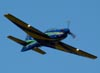 Embraer EMB-312 (T-27 Tucano), FAB 1434, da Esquadrilha da Fumaça.