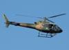 Eurocopter/Helibrás HB-350 Esquilo (H-50), FAB 8766, da AFA (Academia da Força Aérea).