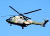 Eurocopter AS-331M1 Super Puma (H-34), FAB 8736, da Força Aérea Brasileira, sobrevoando a AFA (Academia da Força Aérea), em Pirassununga, durante o Domingo Aéreo. (07/08/2011)