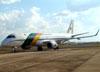 Embraer 190BJ (VC-2), FAB 2590, do GTE (Grupo de Transporte Especial) da FAB (Força Aérea Brasileira).