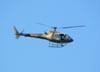 Eurocopter/Helibras HB-350 Esquilo (H-50), da AFA (Academia da Força Aérea).