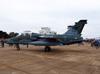 Embraer/Aermacchi/Aeritalia A-1A AMX, FAB 5515, da Força Aérea Brasileira. (11/08/2013)