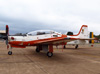 Embraer EMB-312 (T-27 Tucano), FAB 1437, da Academia da Força Aérea. (11/08/2013)