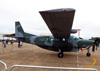 Cessna 208A Caravan (C-98), FAB 2701, da Força Aérea Brasiliera. (11/08/2013)