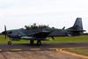Embraer EMB-314 Super Tucano (A-29B), FAB 5957, da Força Aérea Brasileira. (11/08/2013)