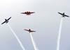 Circo Aéreo. (11/08/2013)