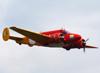Beechcraft E18S, PT-DHI, do Circo Aéreo. (11/08/2013)