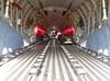 """Interior do CASA 295 (C-105A """"Amazonas""""), FAB 2806, da Força Aérea Brasileira. (11/08/2013)"""