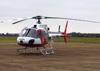 """Eurocopter/Helibras AS-350B Esquilo, PT-HLB chamado """"Águia 12"""", da Polícia Militar do Estado de São Paulo. (11/08/2013)"""