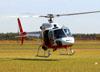"""Eurocopter/Helibras AS-350B2 Esquilo, PP-EOW, chamado """"Águia 8"""", da Polícia Militar do Estado de São Paulo. (17/08/2014) Foto: Ricardo Rizzo Correia."""