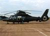 Eurocopter AS565 Panther (HM-1 Pantera), EB 2028, do Exército Brasileiro. (17/08/2014) Foto: Ricardo Rizzo Correia.