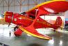 Beechcraft D17S Staggerwing, PT=PUA, do Instituto Arruda Botelho. (17/08/2014) Foto: Ricardo Rizzo Correia.