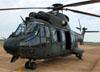 Eurocopter AS532UE Cougar (HM-3), EB 4006, do Exército Brasileiro. (17/08/2014) Foto: Ricardo Rizzo Correia.