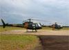 Eurocopter/Helibras HB-350 Esquilo (H-50) da AFA (Academia da Força Aérea). (17/08/2014) Foto: Ricardo Rizzo Correia.