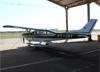 Cessna 182P Skylane, PT-JVY, do Cmte. Villela. (23/08/2015)