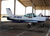 Aerotec A-122B Uirapuru, PP-HKX, do Aeroclube de Brasília. (23/08/2015)