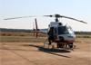 """Eurocopter/Helibras AS-350B2 Esquilo, PR-SPH (Chamado """"Águia 16""""), da Polícia Militar do Estado de São Paulo. (23/08/2015)"""
