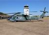 Sikorsky S-70A Black Hawk (H-60L), FAB 8916, da FAB (Força Aérea Brasileira). (23/08/2015)