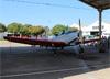 Fairchild/Fábrica do Galeão 3FG (PT-19A Cornell), PP-HLB, do Aeroclube de Pirassununga. (23/08/2015)