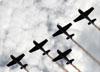 Extra EA-300L dos Halcones (Fuerza Aérea de Chile). (13/08/2017)