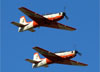 Embraer EMB-312 Tucano (T-27) do 1° Esquadrão de Instrução Aérea (Esquadrão Cometa - Academia da Força Aérea). (19/08/2018)