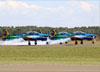 Embraer EMB-314 Super Tucano (A-29) da Esquadrilha da Fumaça. (19/08/2018)