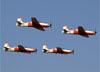 Embraer EMB-312 Tucano (T-27) do 1° Esquadrão de Instrução Aérea (Esquadrão Cometa - Academia da Força Aérea). (15/09/2019)