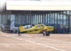 Piper PA-25-150 Pawnee, PR-TGA, da Chapadão Aeroagrícola. (15/09/2019)