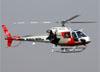 """Eurocopter/Helibras AS-350B2 Esquilo, PR-SPS (chamado """"Águia 22""""), da Polícia Militar do Estado de São Paulo. (15/09/2019)"""