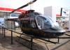 Bell 206B Jet Ranger, PT-YCN. (05/07/2009) Foto: Ricardo Frutuoso.