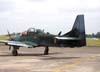 Embraer EMB 314 Super Tucano (A-29B), FAB 5940, da Força Aérea Brasileira. (05/07/2009) Foto: Ricardo Frutuoso.