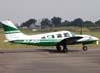 Piper/Embraer EMB-810 Seneca II, PT-RDH. (05/07/2009) Foto: Ricardo Frutuoso.