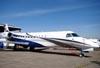 Embraer EMB 135BJ Legacy 600, PT-SKM. (19/06/2010) Foto: Ricardo Frutuoso.