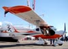 Flight Design CTLS, PU-CTL. (19/06/2010) Foto: Ricardo Frutuoso.