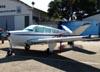 Beechcraft V35 Bonanza. (16/07/2011) Foto: Ricardo Rizzo Correia.