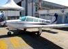 Piper/Neiva EMB-711ST Corisco II, PT-RIO. (16/07/2011) Foto: Ricardo Rizzo Correia.
