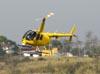 Robinson R44 Raven II Newscopter, PR-HHH. (16/07/2011) Foto: Ricardo Rizzo Correia.