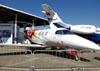 Embraer EMB 500 Phenom 100. (16/07/2011) Foto: Ricardo Rizzo Correia.