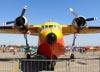 Grumman HU-16A Albatross, PP-ZAT, do Circo Aéreo (Esquadrilha Oi). (16/07/2011) Foto: Ricardo Rizzo Correia.