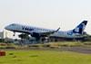 Embraer 175LR, PP-PJE, da TRIP. (16/07/2011) Foto: Ricardo Rizzo Correia.